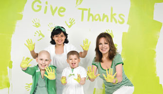 Thanks and Giving campaign launches