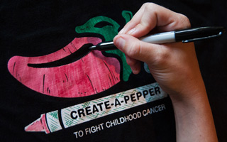 Campaña de Chili's Create-A-Pepper