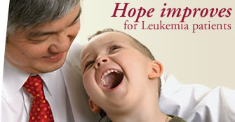 Hope improves for Leukemia patients