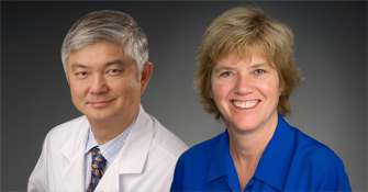 Drs. Ching-Hon Pui and Mary Relling