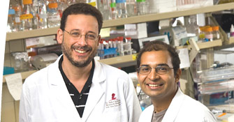 Guillermo Oliver, PhD and Satish Srinivasan