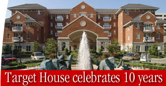 Target House celebrates 10 years