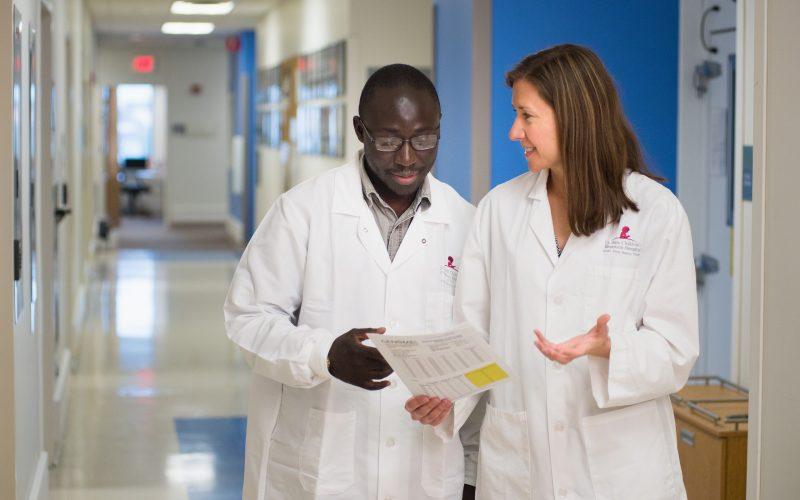 Pediatric Hematology-Oncology Fellowship Program: Curriculum